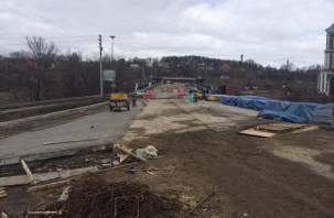 Транспортный коллапс в Смоленске закончится раньше срока