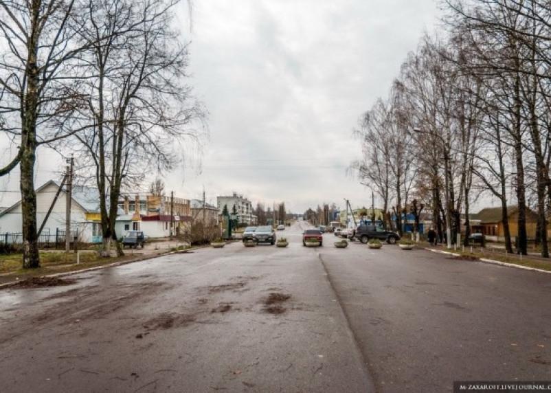 Через центр поселка Кардымово может быть открыто сквозное движение
