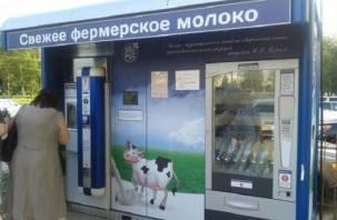 В Смоленских молокоматах могут начать продажу козьего молока