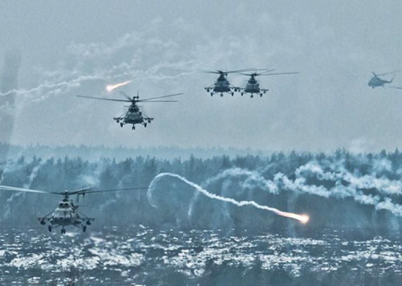 Авиаполк из Смоленской области был поднят по тревоге