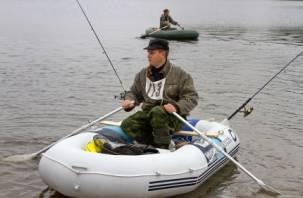 Установлен режим плавания на маломерных судах