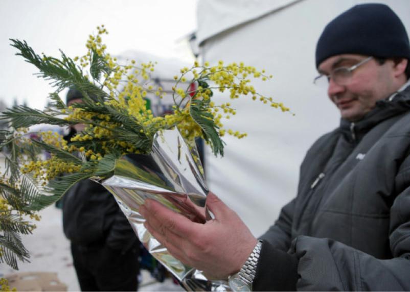 На 8 марта в Смоленске будет пасмурно