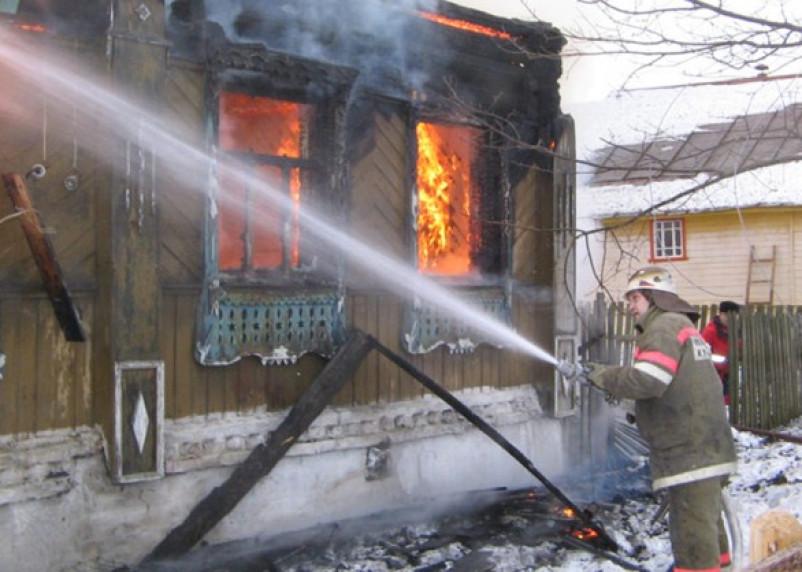 Пожары в жилье смолян чаще происходят в выходные