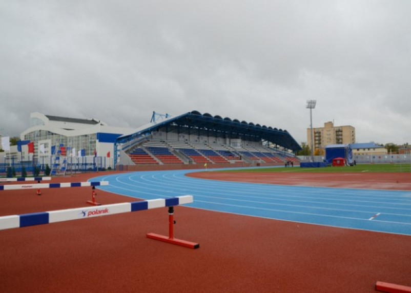 На развитие спорта на Смоленщине выделено 90 млн рублей