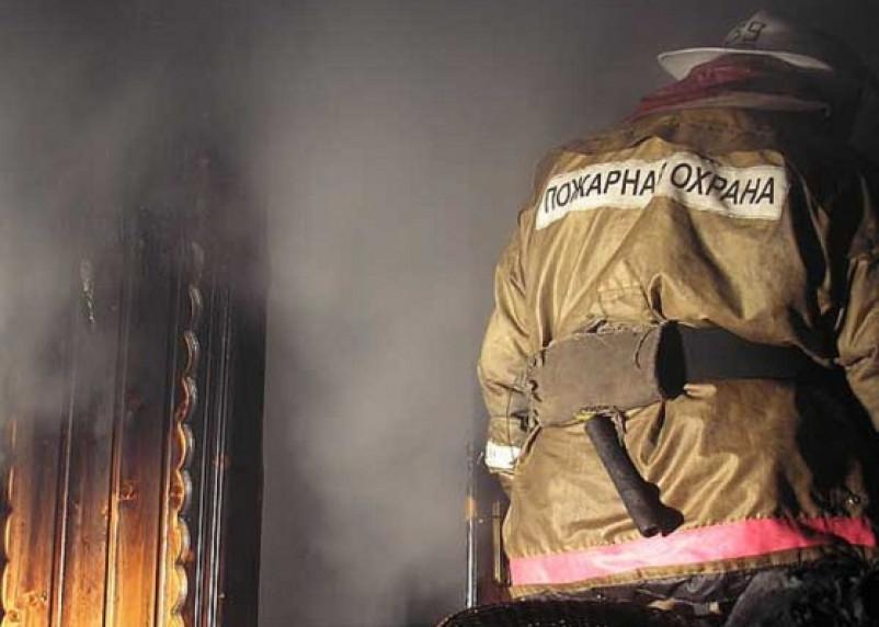 Поджог мог стать причиной гибели мужчины