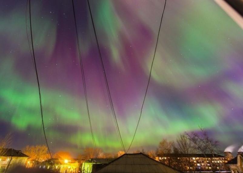 Смоляне наблюдали северное сияние. На очереди — солнечное затмение