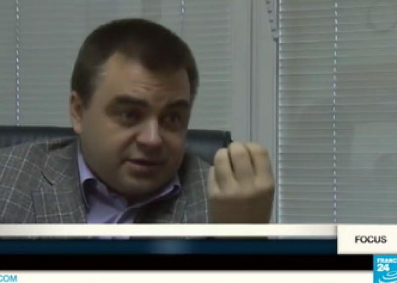 Алексей Казаков прокомментировал France 24 внутриполитическую ситуацию в России