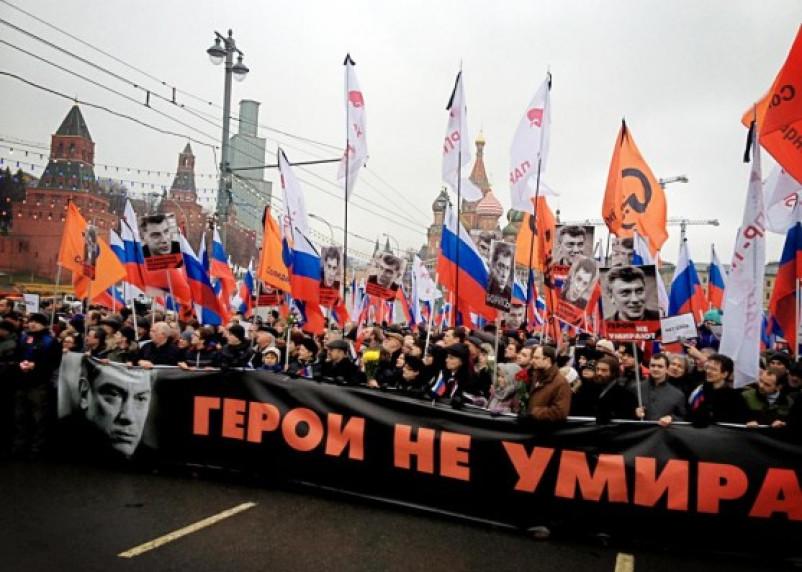 Алексей Казаков: убийство Немцова преследовало целью создать напряженность внутри страны