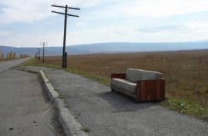 Возвращение остановочных павильонов в Смоленске: попытка номер три