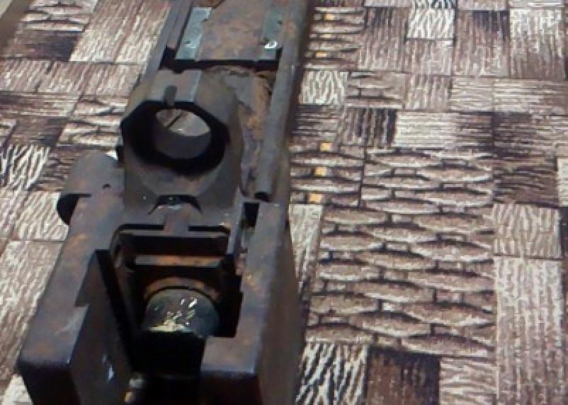 Экспонатом Сафоновского музея оказался боевой снаряд