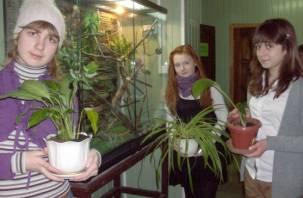 Школьники озеленят смоленский зоопарк