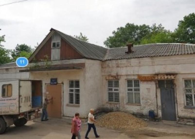 В Смоленске горела общественная баня