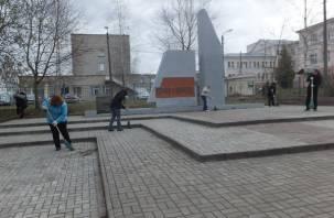 Сотрудники УФСИН привели в порядок воинские захоронения