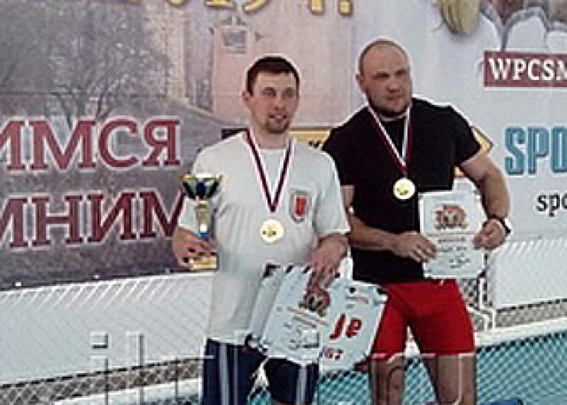 Спортивный турнир «Смоленская крепость»