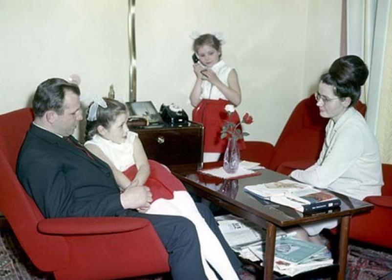 Всё о родственниках Юрия Гагарина