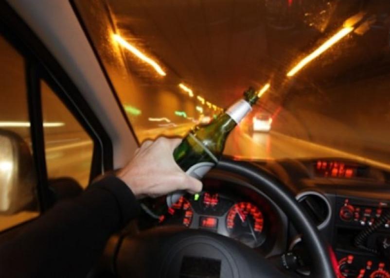 За два дня смоленская Госавтоинспекция задержала 60 пьяных водителей