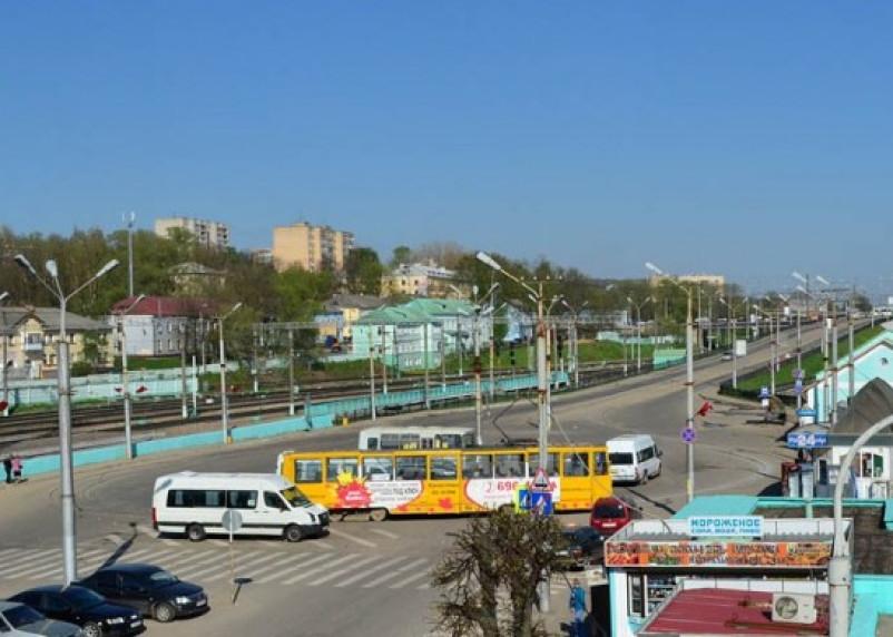 Смоленский трамвай не будет ходить до вокзала