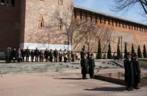 В Смоленске прошел митинг памяти узников фашистских концлагерей