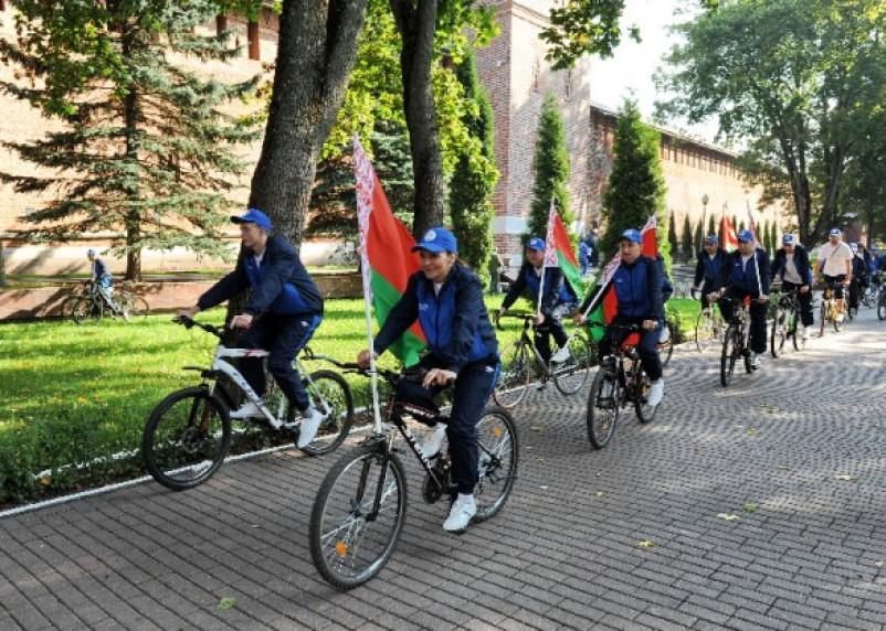 В Смоленске начнется российско-белорусский велопробег