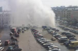 В Смоленске началась масштабная реконструкция теплотрассы