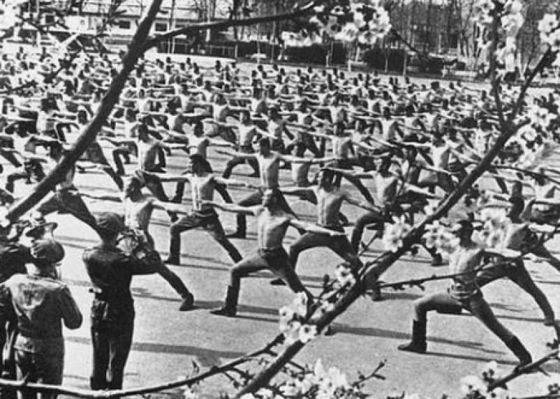 В Смоленске пройдет массовая физзарядка
