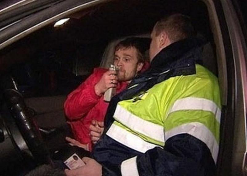 10 апреля смоленских водителей поголовно проверят на трезвость