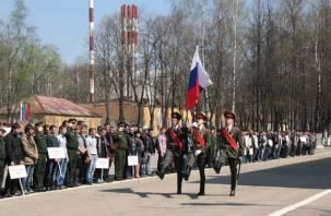 Смоленский архипастырь благословил будущих защитников Отечества