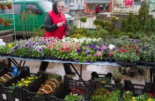 В Смоленске пройдет садоводческая ярмарка