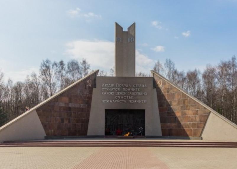 Барельеф на Кургане бессмертия в Реадовке приведут в порядок