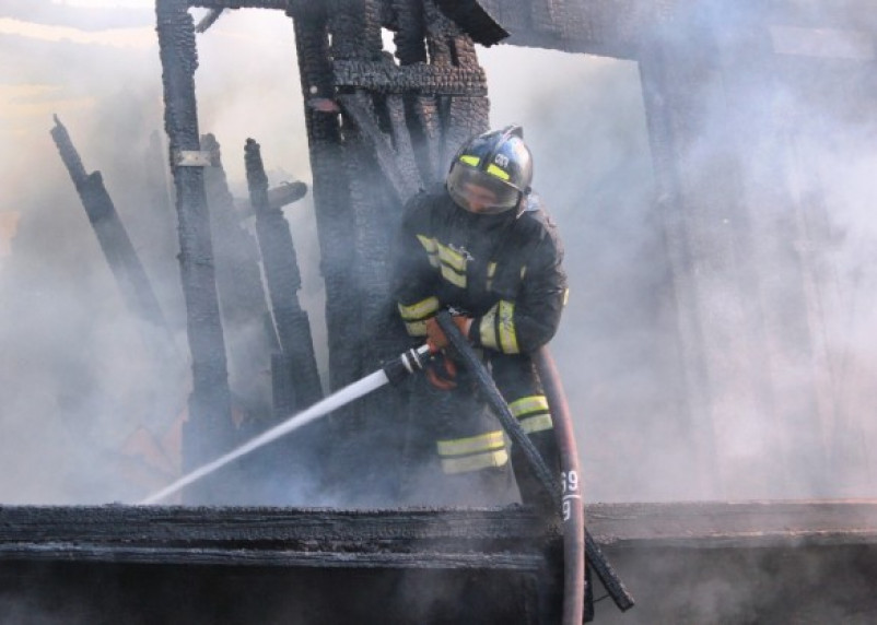 В Смоленской области в огне погибли 6 человек