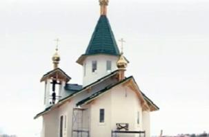 Храм в микрорайоне Королевка обрел колокола
