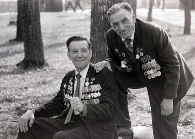 Два Героя Великой Отечественной войны