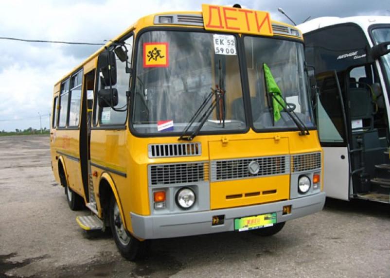 В Смоленской области пьяный водитель управлял школьным автобусом