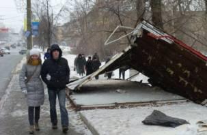 Власти в очередной раз пообещали установить в Смоленске новые остановки