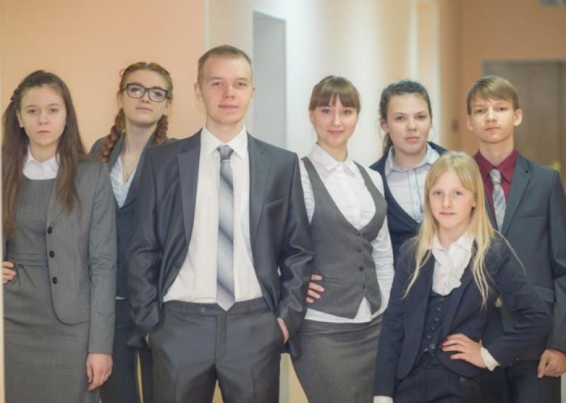 В Смоленске прошла презентация школьной формы