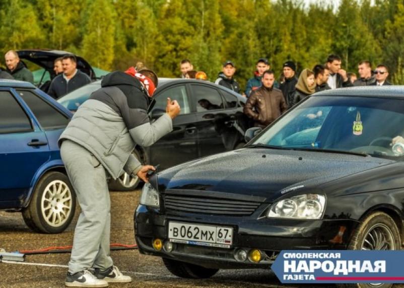 В Смоленске состоится открытие сезона по Drag Racing