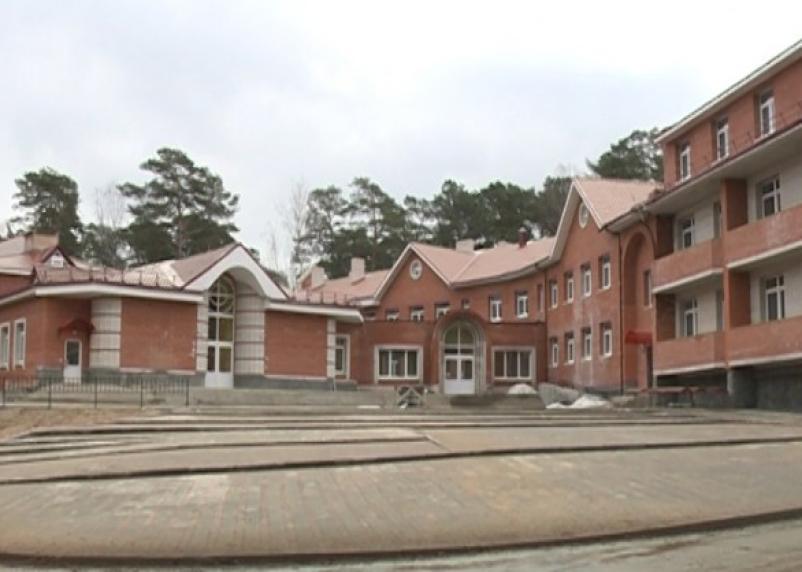 В мэрии Смоленска заявили о завершении работ в лагере «Орленок»