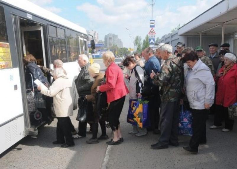 С субботы в Смоленске откроются два дачных маршрута