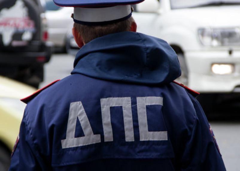 Смоленская полиция устроила погоню за подозреваемым