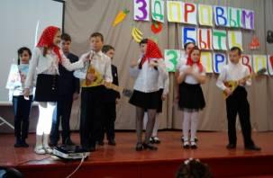 В Смоленске стартует месячник здоровья школьников