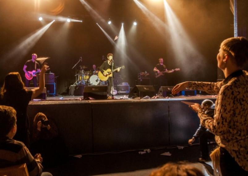 В Смоленске выступили «Ночные снайперы»