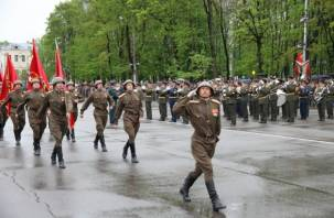 Парад Победы в Смоленске будет похож на московский
