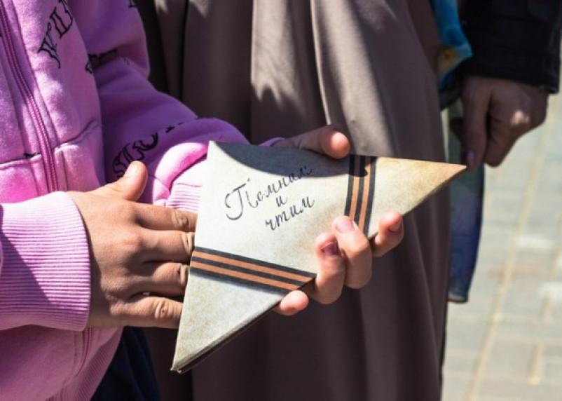 Смоленские школьники напишут письма Героям Победы