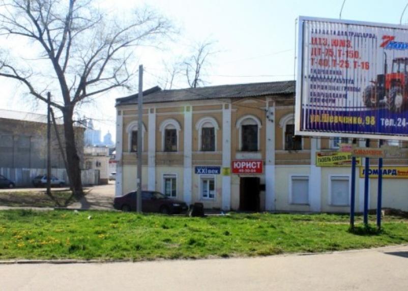 Эра точечного беспредела в Смоленске продолжается
