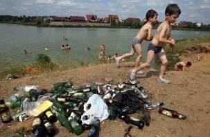 Смоленская область стала «лидером» среди ЦФО по смертности на водоемах