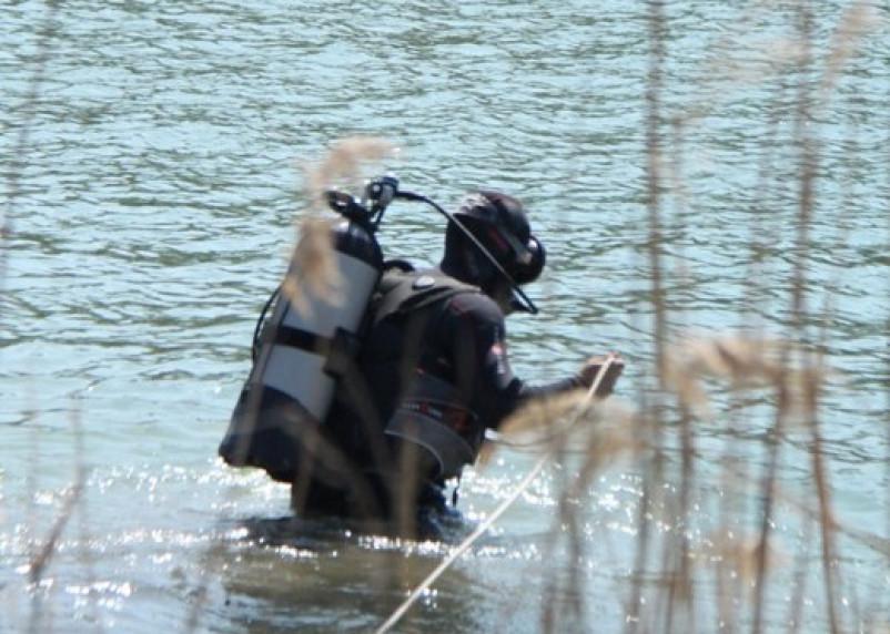 В Ярцевском районе в реке Вопь найден утопленник