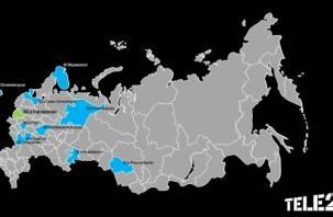 Tele2 запустила сеть 3G в Смоленской области