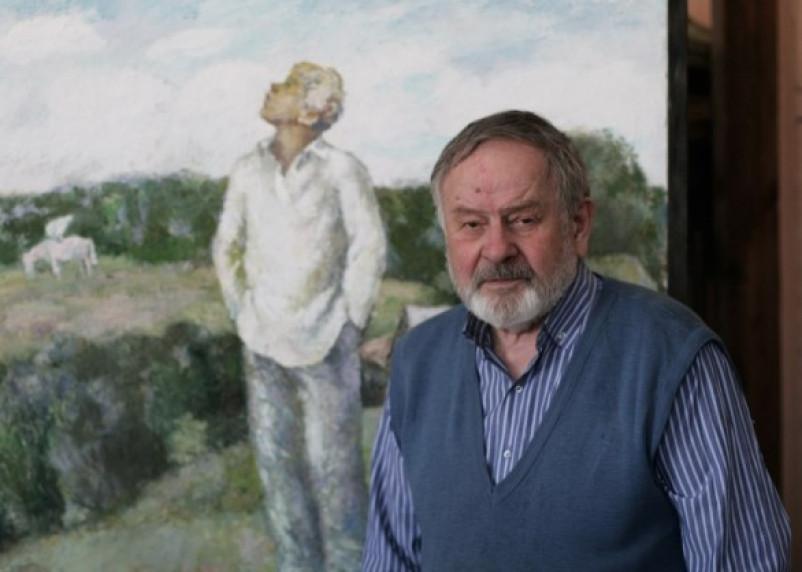 Ушел из жизни смоленский живописец Владимир Ельчанинов