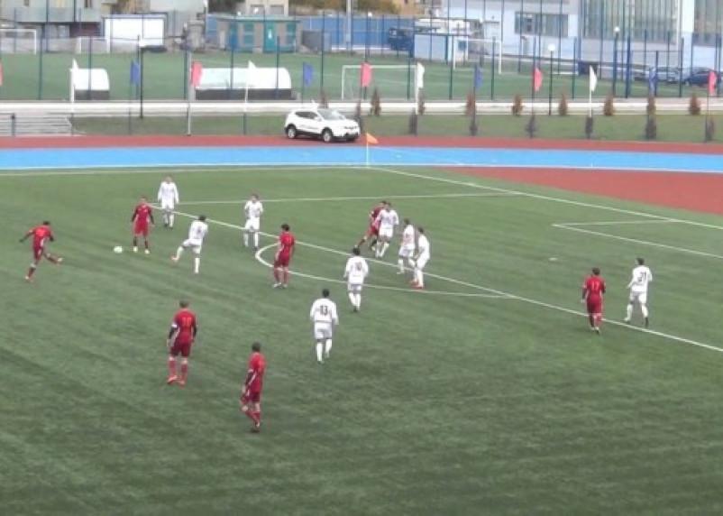 Смоленский «Днепр» начинает второй круг чемпионата России по футболу