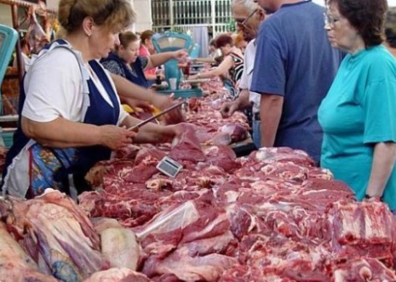 В Смоленске снизились цены на мясо